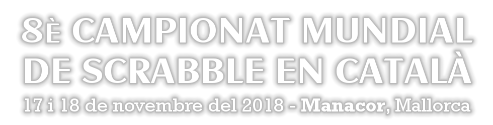 Campionat Mundial de Scrabble en català
